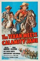 The Texan Meets Calamity Jane - Movie Poster (xs thumbnail)