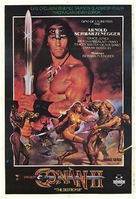 Conan The Destroyer - Turkish Movie Poster (xs thumbnail)