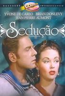 Song of Scheherazade - Brazilian DVD cover (xs thumbnail)
