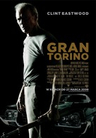 Gran Torino - Polish Movie Poster (xs thumbnail)