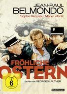 Joyeuses Pâques - German DVD cover (xs thumbnail)