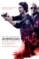 American Assassin - Polish Movie Poster (xs thumbnail)