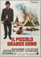 Little Big Man - Italian Movie Poster (xs thumbnail)