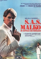 S.A.S. à San Salvador - German Movie Poster (xs thumbnail)