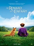 Le renard et l'enfant - French Movie Poster (xs thumbnail)