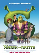 Shrek the Third - German poster (xs thumbnail)