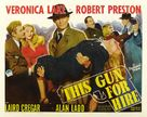 This Gun for Hire - Movie Poster (xs thumbnail)