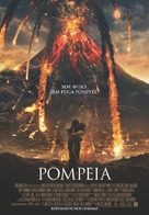 Pompeii - Portuguese Movie Poster (xs thumbnail)