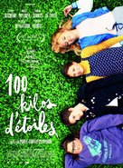 100 kilos d'étoiles - French Movie Poster (xs thumbnail)
