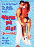 Stuck on You! - Danish Movie Poster (xs thumbnail)