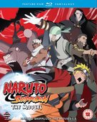 Gekijouban Naruto: Buraddo purizun - British Blu-Ray cover (xs thumbnail)