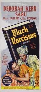 Black Narcissus - Australian Movie Poster (xs thumbnail)