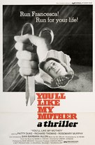 You'll Like My Mother - Movie Poster (xs thumbnail)