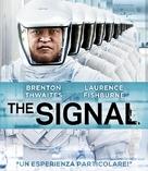 The Signal - Italian Movie Cover (xs thumbnail)