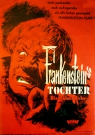 Frankenstein's Daughter - German Movie Poster (xs thumbnail)