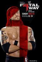 WWE Fatal 4-Way - Movie Poster (xs thumbnail)