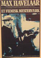 Max Havelaar of de koffieveilingen der Nederlandsche handelsmaatschappij - Danish Movie Poster (xs thumbnail)