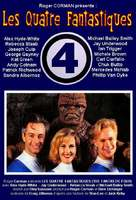 The Fantastic Four - French Movie Cover (xs thumbnail)