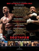 Southpaw - For your consideration movie poster (xs thumbnail)