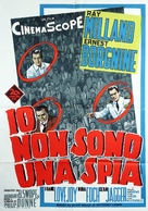 Three Brave Men - Italian Movie Poster (xs thumbnail)