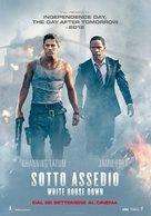 White House Down - Italian Movie Poster (xs thumbnail)