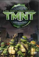 TMNT - Mexican Movie Cover (xs thumbnail)