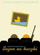 Temporada de patos - Polish Movie Poster (xs thumbnail)