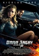 Drive Angry - German Movie Poster (xs thumbnail)