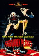 Forbidden Planet - DVD cover (xs thumbnail)