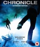 Chronicle - British Blu-Ray movie cover (xs thumbnail)
