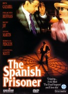 The Spanish Prisoner - Dutch DVD cover (xs thumbnail)