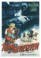 Ramrod - German Movie Poster (xs thumbnail)