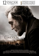 Lincoln - Croatian Movie Poster (xs thumbnail)