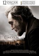 Lincoln - Croatian Movie Poster (xs thumbnail)