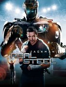 Real Steel - Movie Cover (xs thumbnail)