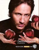 """Californication"" - Argentinian Movie Poster (xs thumbnail)"