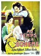 La bohème - French Movie Poster (xs thumbnail)