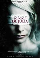 Los ojos de Julia - Spanish Movie Poster (xs thumbnail)