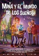 Dreambuilders - Spanish Movie Poster (xs thumbnail)