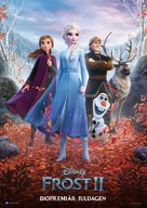 Frozen II - Swedish Movie Poster (xs thumbnail)