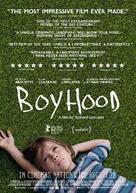 Boyhood - New Zealand Movie Poster (xs thumbnail)