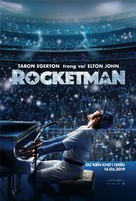 Rocketman - Vietnamese Movie Poster (xs thumbnail)