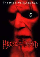 House of the Dead - DVD cover (xs thumbnail)