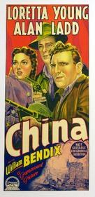 China - Australian Movie Poster (xs thumbnail)