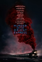 Murder on the Orient Express - Teaser movie poster (xs thumbnail)