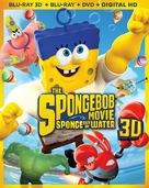 The SpongeBob Movie: Sponge Out of Water - Movie Cover (xs thumbnail)
