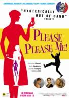 Fais-moi plaisir! - New Zealand Movie Poster (xs thumbnail)