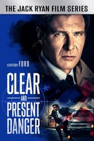 Clear and Present Danger - Video on demand movie cover (xs thumbnail)