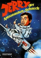 Visit to a Small Planet - German Movie Poster (xs thumbnail)