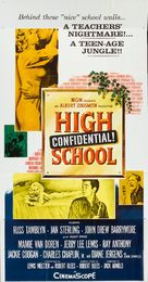 High School Confidential! - Movie Poster (xs thumbnail)